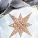 Christmas star on bokeh background. - PhotoDune Item for Sale