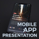 Mobile App Presentation - VideoHive Item for Sale