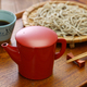 Sobayu is the hot water from boiling buckwheat noodles. - PhotoDune Item for Sale