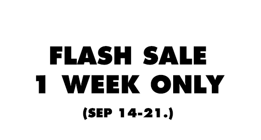 FLASH SALE (SEP 14-21) Premium Projects