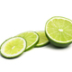 Fresh ripe lime isolated on white background - PhotoDune Item for Sale