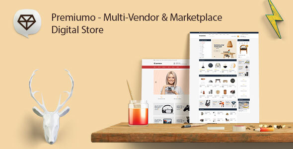 Premiumo | Multi-Vendor & Marketplace | Digital Store