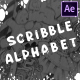 Scribble Alphabet | After Effects - VideoHive Item for Sale