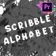 Scribble Alphabet | Premiere Pro MOGRT - VideoHive Item for Sale