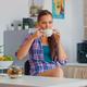 Drinking aromatic tea - PhotoDune Item for Sale