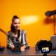 Camera recording vlog - PhotoDune Item for Sale