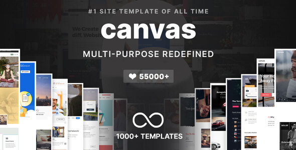 Canvas | The Multi-Purpose HTML5 Template