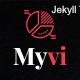 Myvi – Personal Portfolio Jekyll Theme.