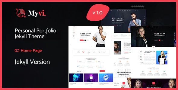 Download Myvi – Personal Portfolio Jekyll Theme. }}