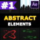 Abstract Shapes | After Effects - VideoHive Item for Sale