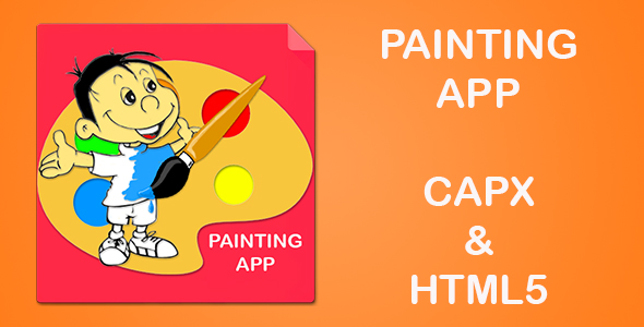 Painting App (CAPX and HTML5)