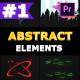 Abstract Shapes | Premiere Pro MOGRT - VideoHive Item for Sale