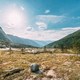 Kinsarvik, Hordaland, Norway. Summer Forest In Hardangervidda Mountain Plateau. Famous Norwegian - PhotoDune Item for Sale