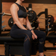 Woman in fitness club - PhotoDune Item for Sale
