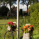 Flower decorated bike - PhotoDune Item for Sale