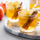 Apple cider cocktail with cinnamon and apple slices - PhotoDune Item for Sale