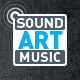 Acoustic Guitar Intro Logo