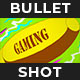 Bullet Shot Logo - VideoHive Item for Sale