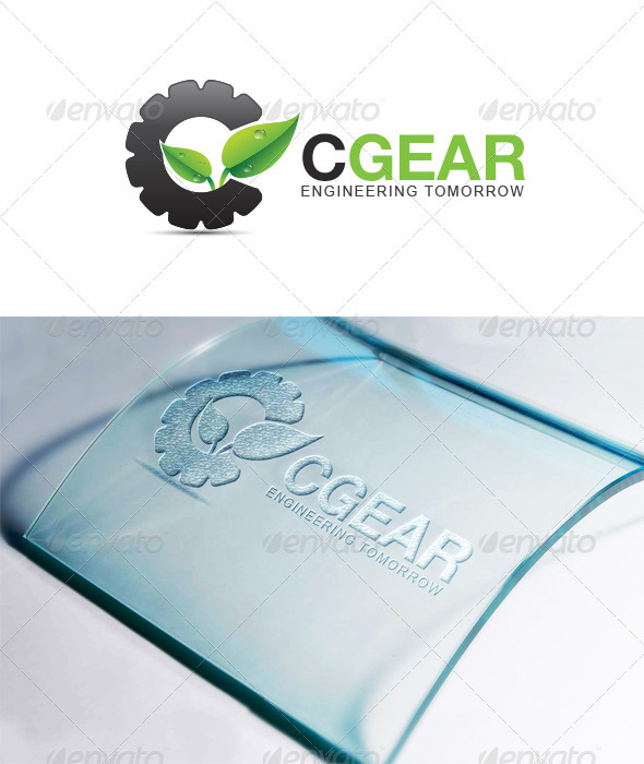 Cgear - Nature Logo Templates