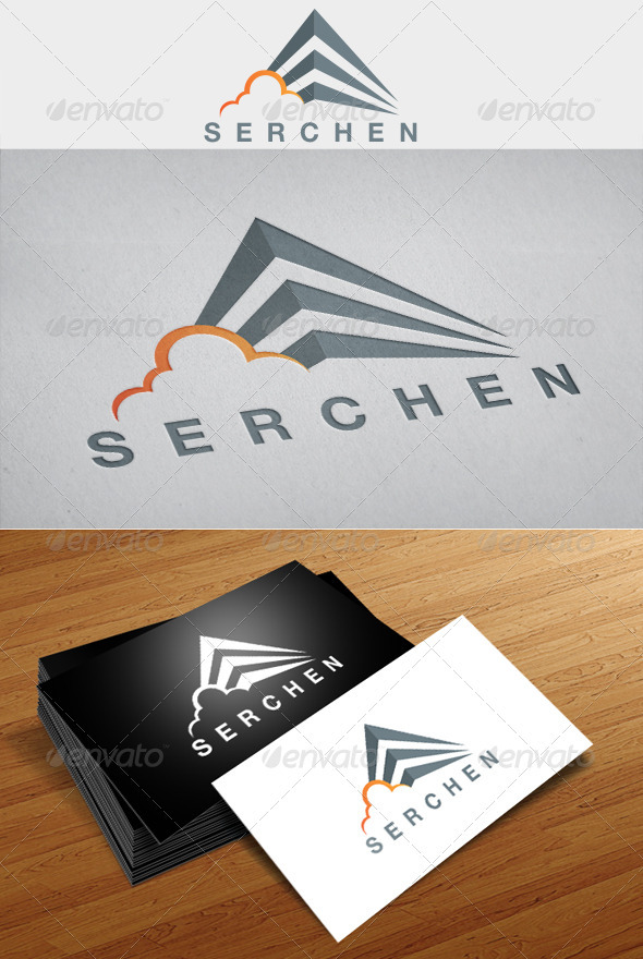 Serchen - Buildings Logo Templates
