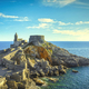 Portovenere, San Pietro church. Cinque terre, Liguria Italy - PhotoDune Item for Sale