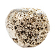 rolled Pyrite (fool's gold) stone isolated - PhotoDune Item for Sale