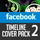 Artistic Facebook Timeline Cover Pack v.2 - GraphicRiver Item for Sale