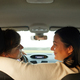 Lesbians travelling by car - PhotoDune Item for Sale