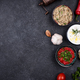 Baba ganoush, tzatziki and tomato ezme - PhotoDune Item for Sale
