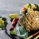 Asian Noodles in Glas Jar - PhotoDune Item for Sale