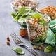 Quinoa Salad with Chickpeas, Vegan Snack - PhotoDune Item for Sale