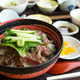 Grilled sliced of beef rice bowl - PhotoDune Item for Sale