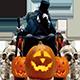 Great Halloween Celebration Hell Ball