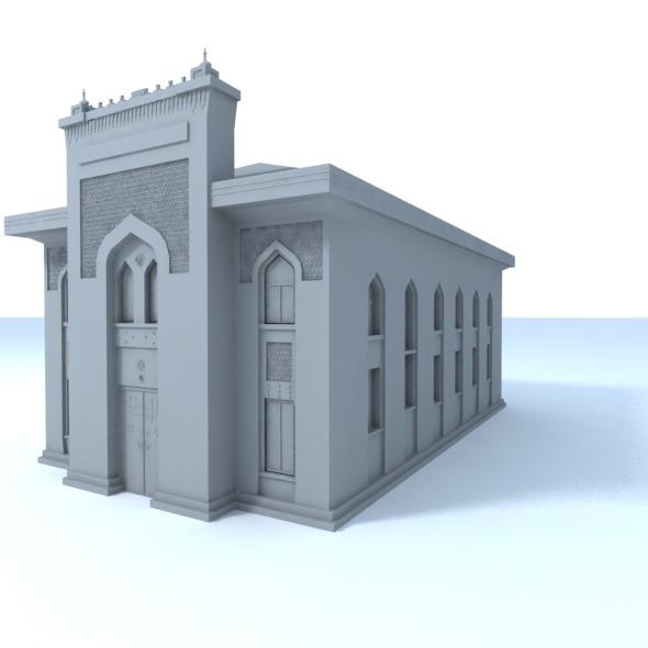 Sinagoga - 3DOcean Item for Sale
