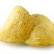 potato chips on white background - PhotoDune Item for Sale