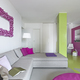 interior of a Modern Living Room with Colored Walls - PhotoDune Item for Sale