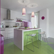 Interiors of a Modern Kitchen with Resin Floor - PhotoDune Item for Sale