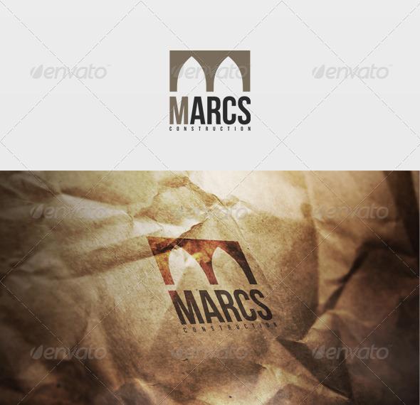 Marcs Logo - Letters Logo Templates