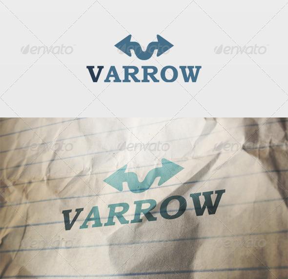Varrow Logo - Letters Logo Templates