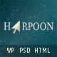 Harpoon - Multioptions Responsive WP Theme - ThemeForest Item for Sale