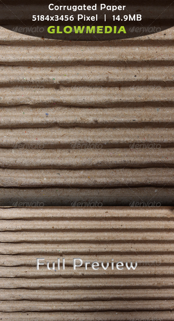 Corrugated Board - Miscellaneous Textures