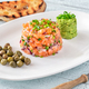 Salmon tartare - PhotoDune Item for Sale