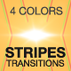 Bouncy Stripes Transitions - VideoHive Item for Sale