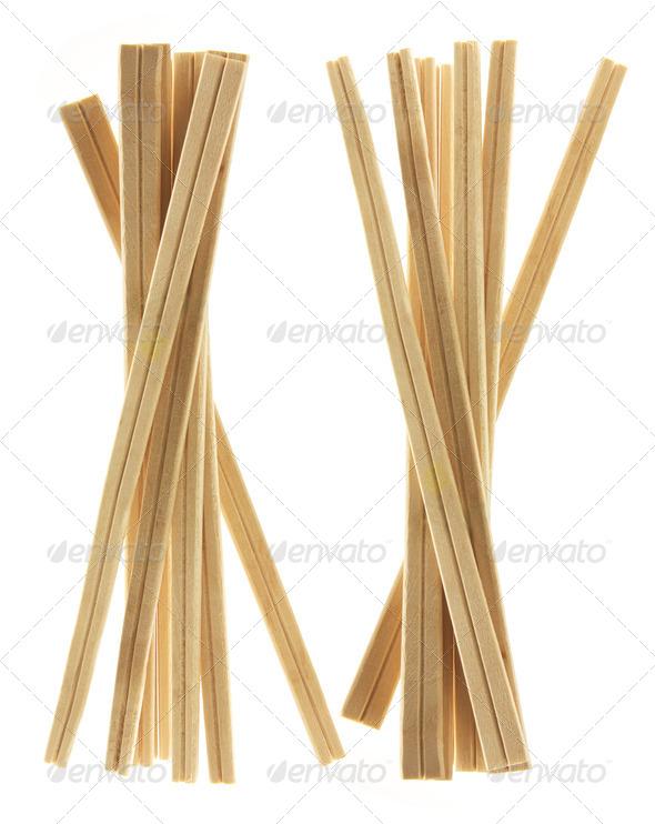 Disposable Chopsticks - Stock Photo - Images