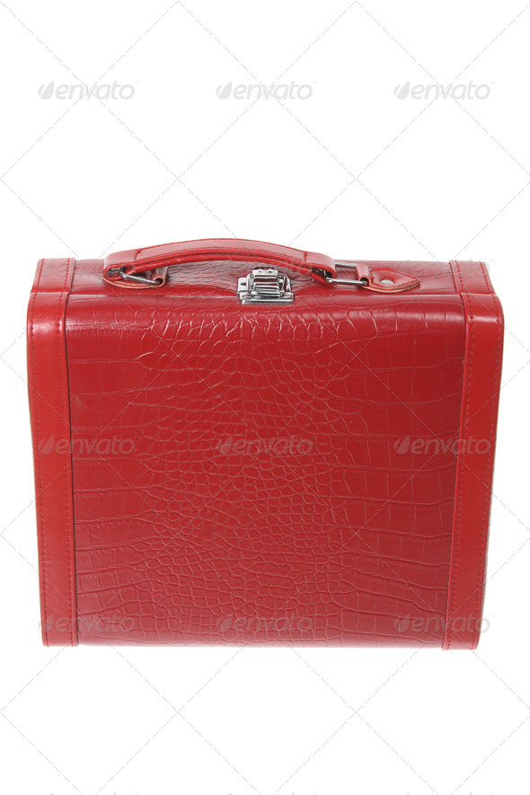 Makeup Carry Case - Stock Photo - Images