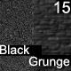 15 Black Grunge Concrete Backgrounds - GraphicRiver Item for Sale