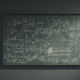 Chalkboard with complex math formulas - PhotoDune Item for Sale
