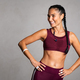 Mid smiling woman smiling after fitness training - PhotoDune Item for Sale