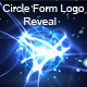 Circle Form Logo Reveal - VideoHive Item for Sale