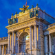 Detail of the Neue Burg at Hofburg - PhotoDune Item for Sale